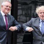 Australia, Britain ties free trade deal agreement, exemplifies UK's Brexit benefits