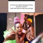 DJ Cuppy debunks relationship with Shaggi