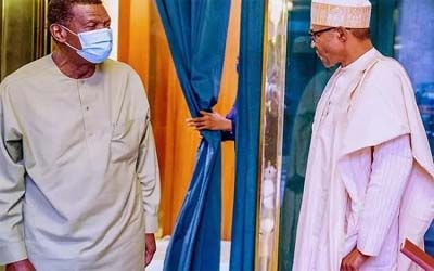 Adeboye Buhari