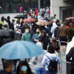 Tottenham Hotspur's stadium entertain huge queues for COVID-19 Jabs