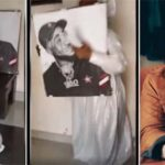 Davido's fan goes spiritual as she engages in 3 days fasting and prayer (Video)