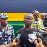 Arrested Eastern Security Network fighter reveals source of funds, charms