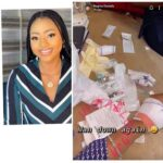 Regina Daniels is rushed to the clinic again