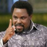 Synagogue Final Resting Place For Prophet TB Joshua