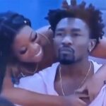 BBNaija (Video): Angel brims fire…told Boma he is crazy