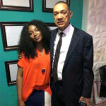 Nigerians Reacts to Genevieve Nnaji and Ben Bruce's Photo