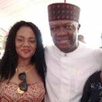 The Moment Amb Buzopat Congratulates Valentine Ozigbo on His Birthday Anniversary