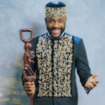 (Video) Ebuka shares story behind the traditional staff he took to BBNaija house 15 years ago