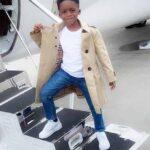 Tiwa Savage celebrates son's 6th birthday… flashes old video
