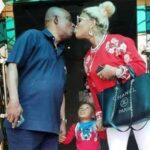Tonto Dikeh Eulogies father on 73rd Birthday…you are the best father/mother I could ever pray for