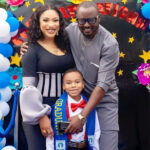 Tonto Dikeh: I'm raising a son that your daughter will be safe with