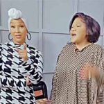 Reactions trails Toyin Abraham's claim of 'Nigerian men don't cheat'
