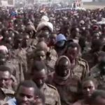 Rebel fighters arrests, parades over 7,000 Ethiopian Soldiers