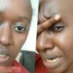 (Video) Lady cries: I'm desperate for husband, I don't want to be a feminist anymore