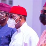 Full list of governors that visited Sanwo-Olu over fiscal federalism, others