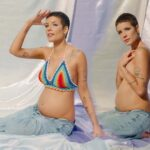 Pregnant Halsey Reveals Baby Bump Album After 2015 Miscarriage