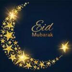 Happy Eid Mubarak to all our Muslim readers