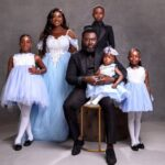 (Video) Mercy Johnson, husband celebrate 10th wedding anniversary shares stunning pictures