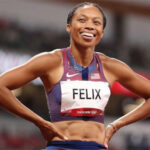 Allyson Felix becomes Olympics most decorated female track and field athlete