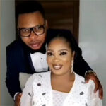 (Video) Bidemi Kosoko ties the knot with her baby daddy
