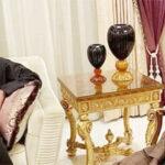 Tinubu receives Buhari in London