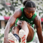 Olympic: Ese Brume wins Bronze in Long Jump for Nigeria