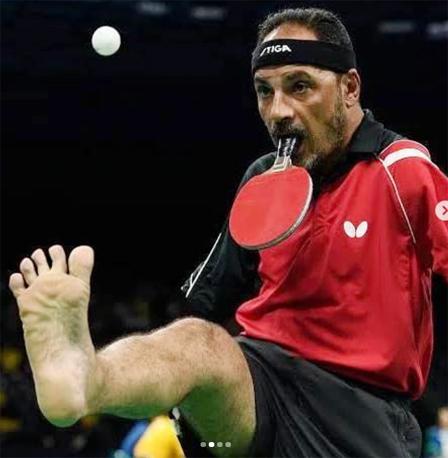 Hamadou Egypt Table Tennis