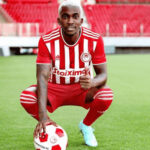 Super Eagles star Henry Onyekuru moves to Olympiacos