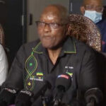 South Africa's jailed ex-President moves to hospital