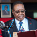 Malawi's president pushes for equal vaccine access