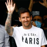 Messi: I came to PSG to keep winning titles