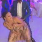 (VIDEO) Tega's husband, Ajmoney celebrates wife on their wedding anniversary