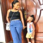 BBNaija: Tega's husband reacts to wife ni**les suck