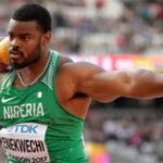 Nigeria's Chukwuebuka Enekwechi moves into 'Shot Put' final