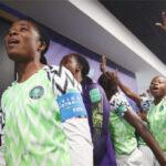 Falconets resume camping ahead FIFA U20 Women's World Cup race