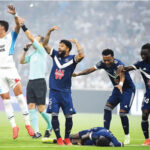 Kalu's collapse during Marseille game, teammates allay fears… just a dizzy spell