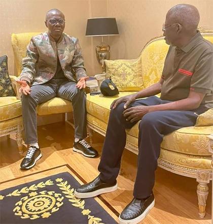 Sanwo Olu Jagaban