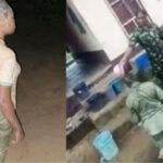 (Video) Nigeria Army Condemns Corper's Dehumanizing Footage