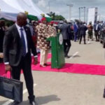 Buhari Went to Imo with ballistic briefcase