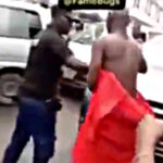 (Video) Man almost killed another for allegedly sleeping with his wife