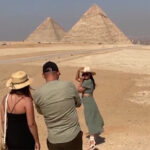 Tourists return to Egypt's resorts after 18-months of restrictions