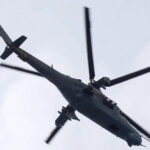 Ivory Coast's Military helicopter crash, five dead
