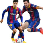 Coutinho suitable replacement  for Messi