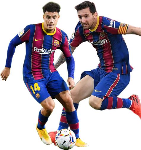 Messi Coutinho