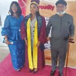 Chris Ngige's daughter now a medical doctor…inducted at LUTH