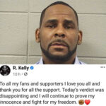 R. Kelly found guilty in s*x trafficking scandal