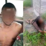 Caught in the act: Yahoo Boy Almost Slaughtering NDU Student for Ritual