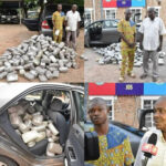 Troops arrest drug syndicate, police sergeant, others with hemp worth N9.5m