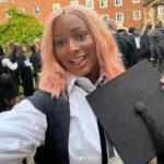 DJ Cuppy matriculates into Oxford University