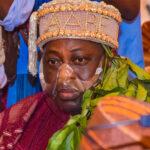 Oluwo of Iwo conferred 'Aare title' on Ovation Publisher